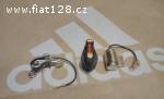 Fiat 128 Coupé, A, AR, 127 - nové ND, dohodou