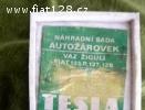 náhradná sada žiaroviek VAZ Žiguli a FIAT 125P,127